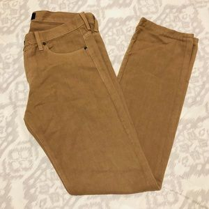 Blue & Cream Spurr By Simon Men's Chino Pants